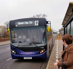 Eclipse bus