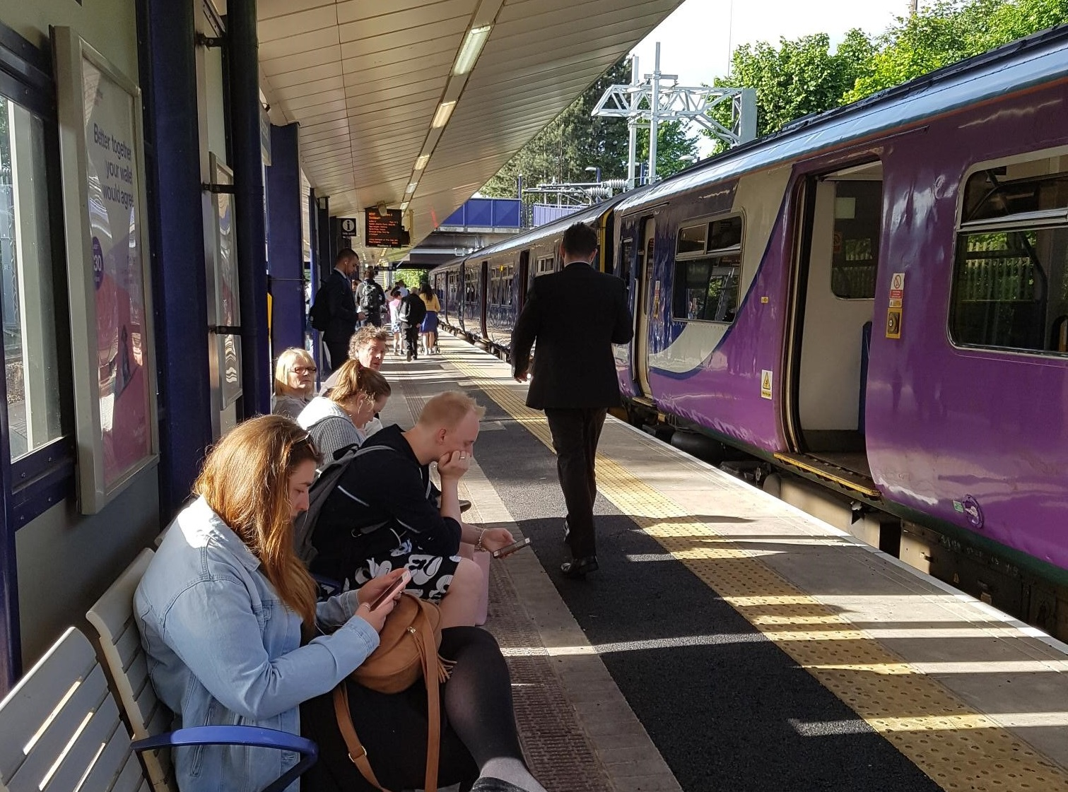 Rail timetable change 2018 - Transport Focus - Transport Focus